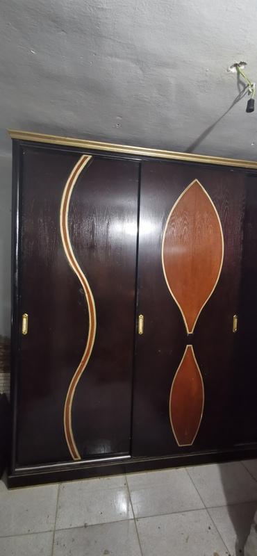 غرفة نوم شبابي دولاب جرار 1