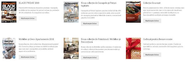 MobExpert Cataloage-Brosuri