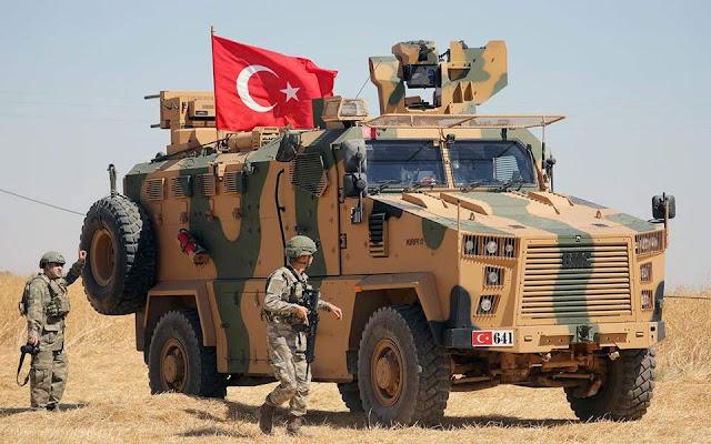 Οι δύο οπτικές για την τουρκική εισβολή στη Συρία κι εμείς