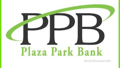 Plaza Park Bank Online Banking