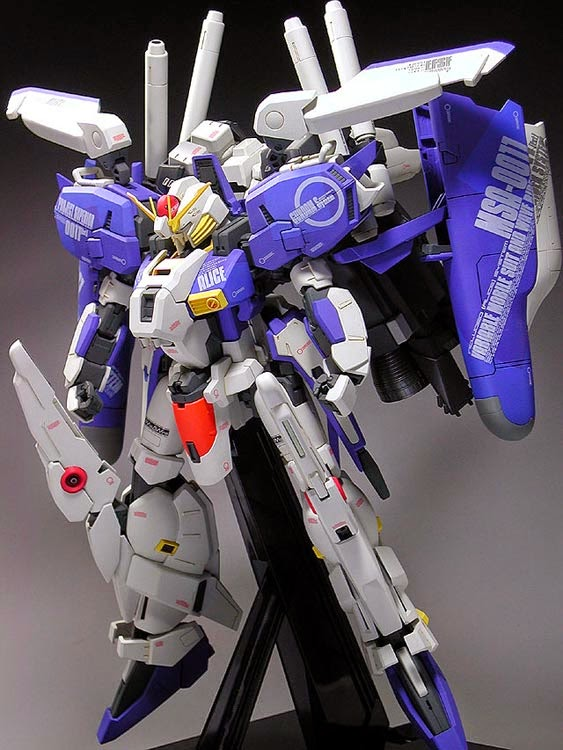 Ex-S GUNDAM MSA-0011[Ext] MASTER GRADE (MG) 1/100 MODEL KIT