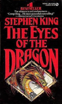 The Eyes of Dragon - Book Horror - Stephen King