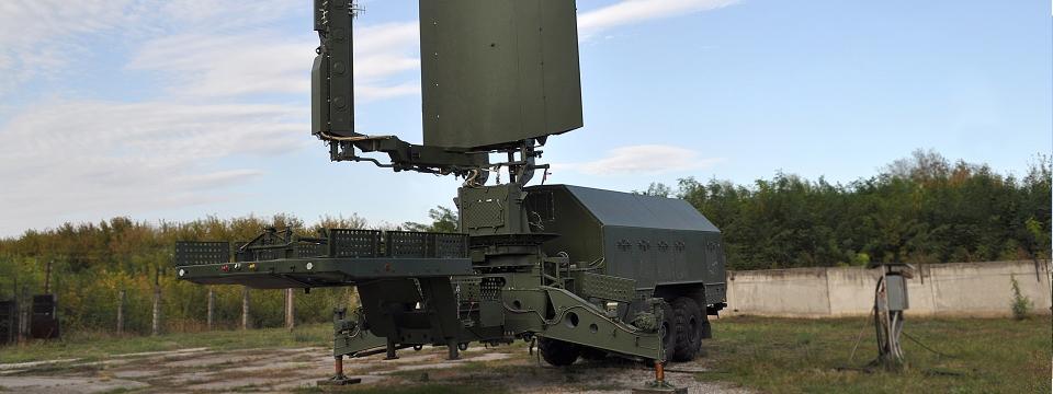 НВК Іскра передав ЗСУ радіолокаційну станцію 35Д6М
