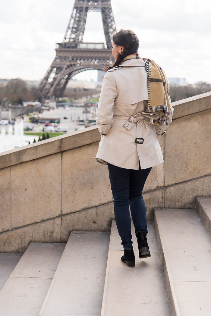 Paris outfit