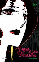 La rosa de Versalles #10 - ECC Ediciones