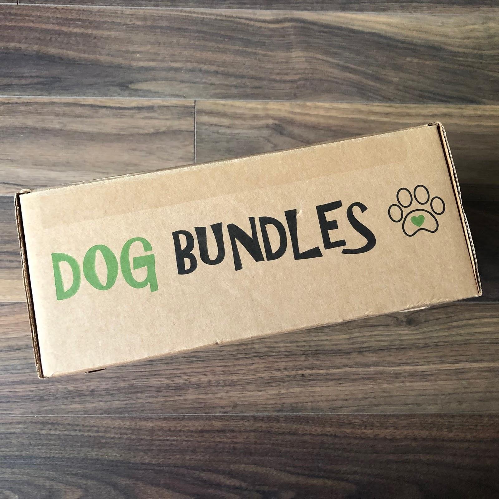 Dog Bundles Review December 2018 Canadian Dog Subscription Box