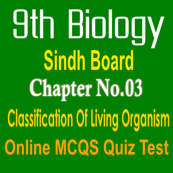 9Th Ch 3 Biology Sindh Board Notes