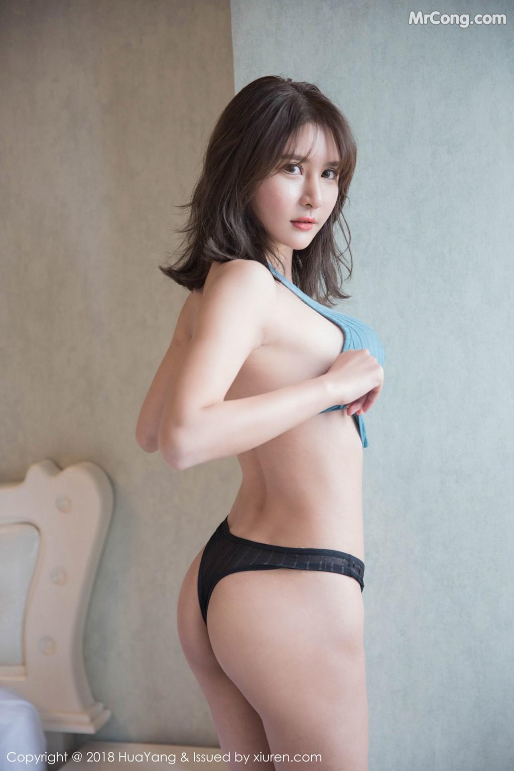Image HuaYang-2018.12.13-Vol.099-SOLO-MrCong.com-036 in post HuaYang 2018.12.13 Vol.099: Người mẫu SOLO-尹菲 (47 ảnh)