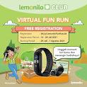 Lemonilo Club Virtual Fun Run • 2021