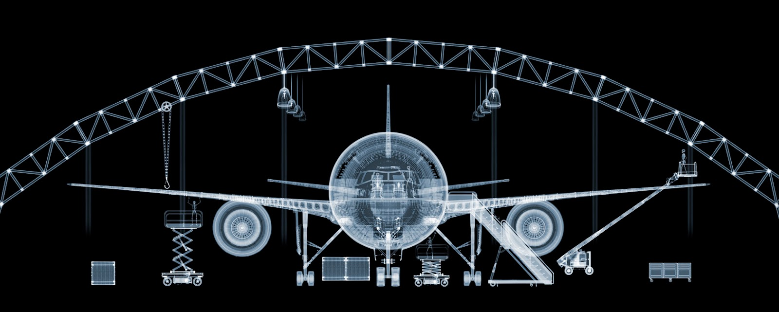 05-Plane-Nick-Veasey-X-ray-Images-Mechanical-Musical-www-designstack-co