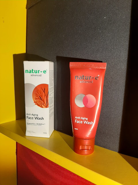 Natur-E Advanced Anti-Aging Face Wash