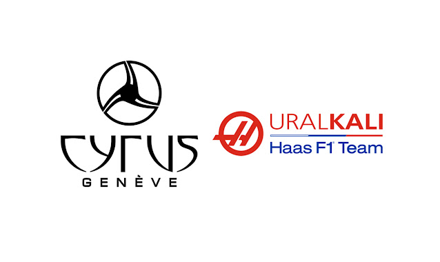 Cyrus Genève and Haas F1 Team announce their partnership