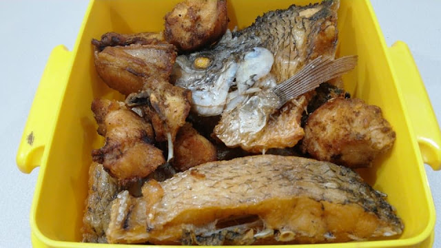 Manfaat Minyak Ikan