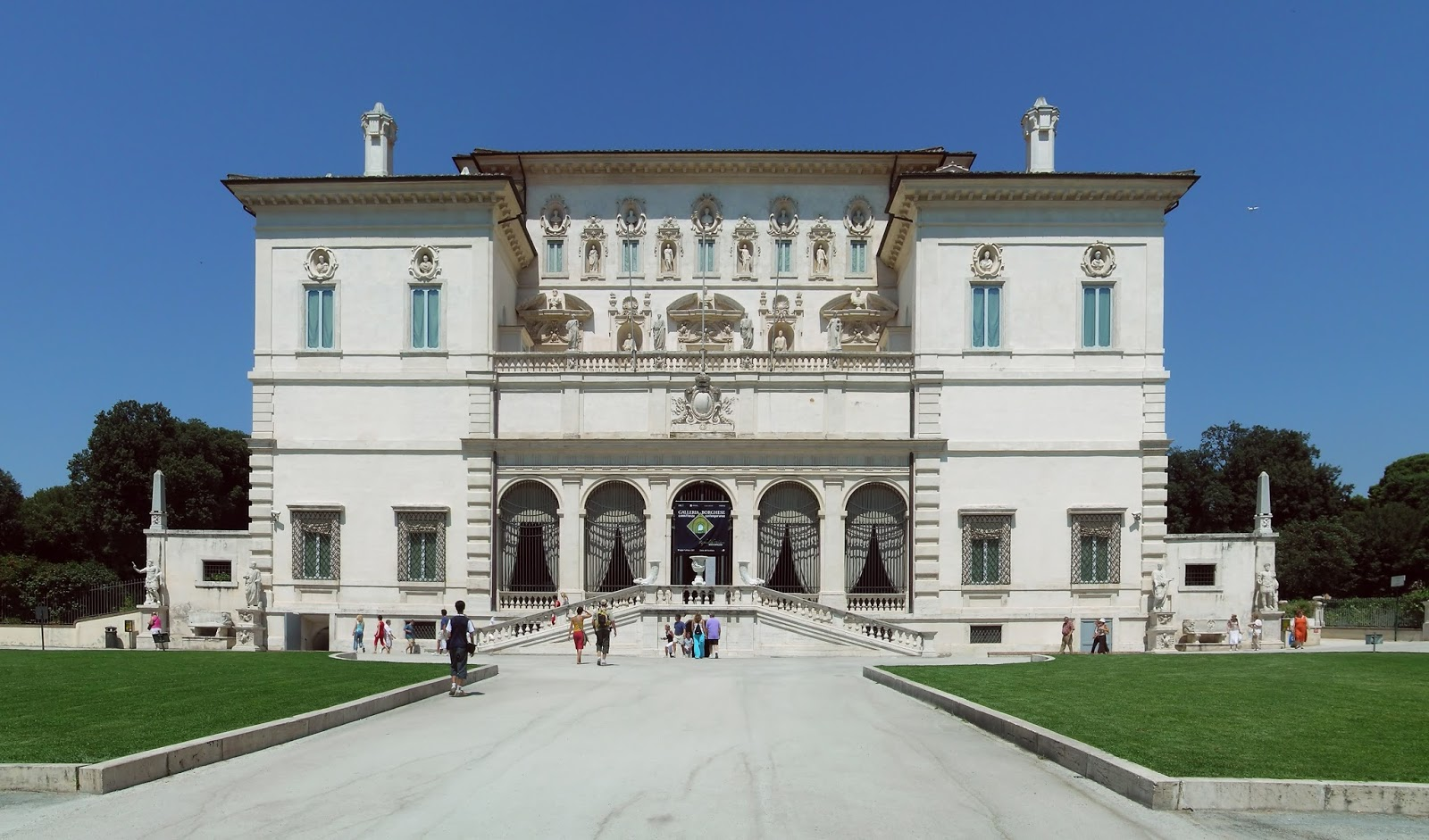 These Are The 25 Best Museums In The World - Galleria Borghese