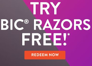 Bic Razors Try Me For Free Offer