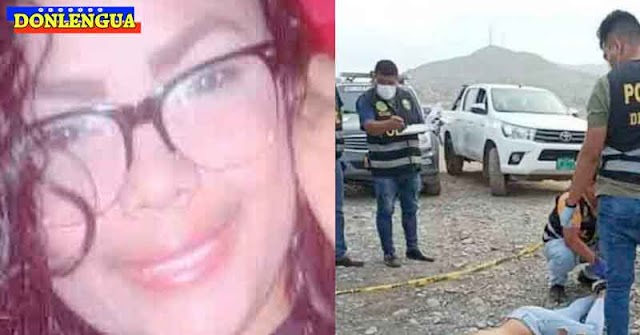 Venezolana de 24 años fue abusada y asesinada en Perú