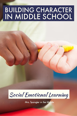 Do you incorporate social emotional learning into your class?  Then these ideas are for you! #activities #lessons