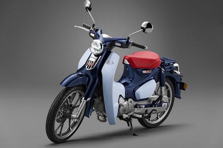Honda Super Cub 125 Bakal Resmi Di Rilis Bulan Oktober, Spesifikasinya Bikin Melongo
