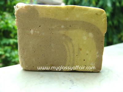 Sand For Soapaholics - Marjawan Body Soap Review