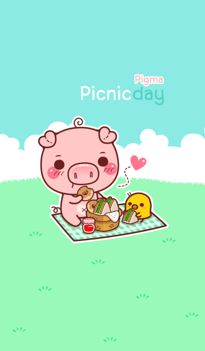Pigma~Picnic Day