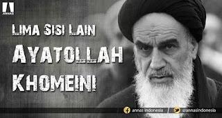 Lima Sisi Lain Ayatullah Khomeini, Anda Pasti Akan Terkejut!