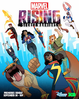 Marvel Rising Secret Warriors Animated Film