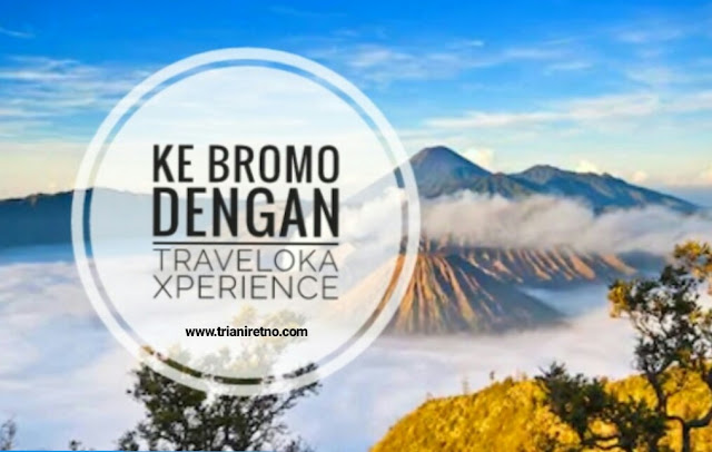 Ke Bromo dengan Traveloka Xperience