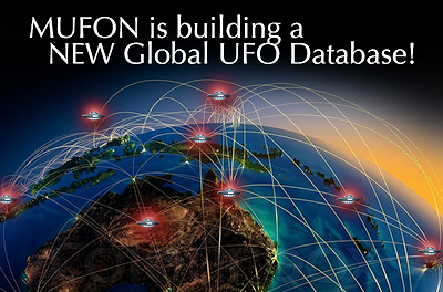 MUFON is Buidling a Data Base