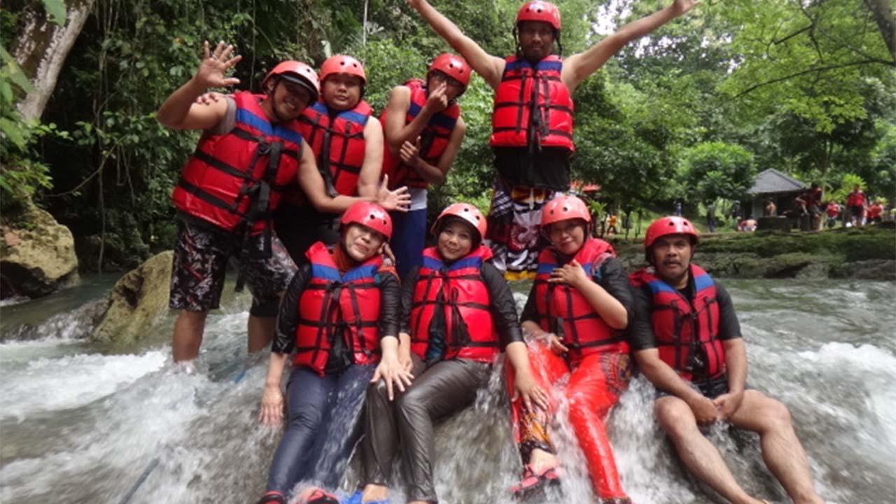 Citumang Menyajikan Wisata Sungai Yang Menantang