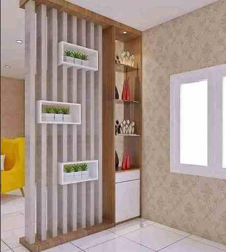Sekat Ruangan Minimalis Untuk Ruangan Rumah Type 36