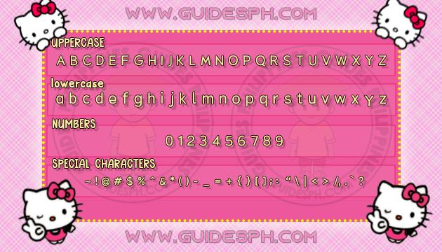Mobile Font: Menace Font ( TTF | ITZ | APK ) Format