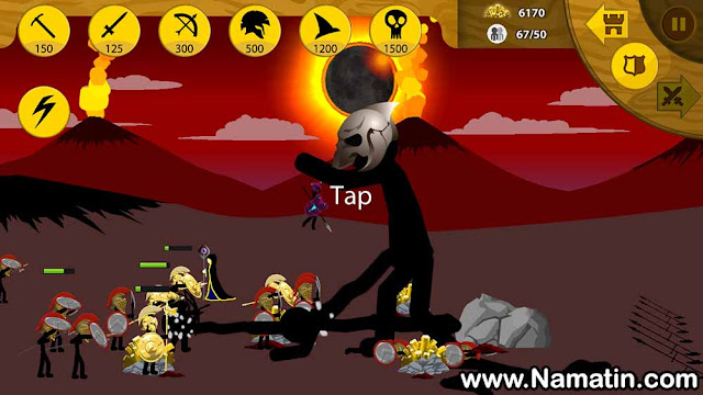 stick war legacy mod apk unlimited gems