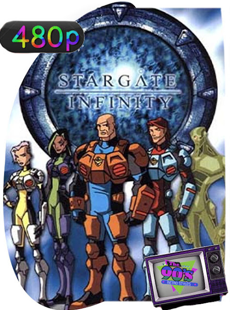 Stargate Infinity [2002] temporada 1  Latino [Google Drive] Panchirulo