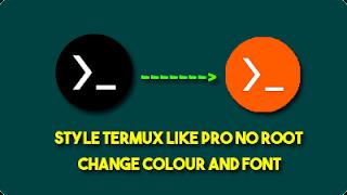 style termux like pro