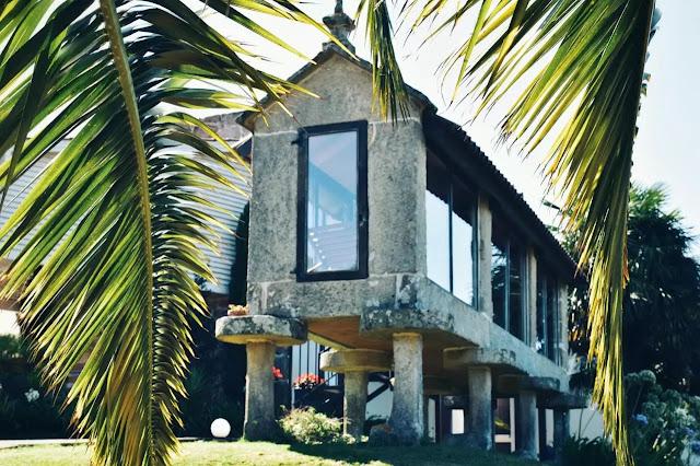 Hotel Quinta de San Amaro en Galicia