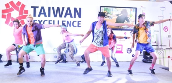 Taiwan Excellence comes alive in experiencing zone mall event