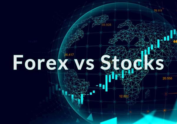 Inilah Perbedaan Forex dengan Saham