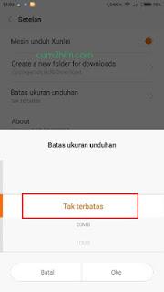 Cara Mengatasi Xiaomi Tidak Bisa Download