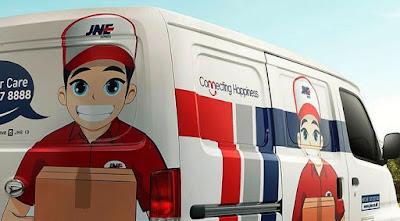 layanan JNE Surabaya