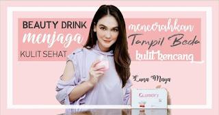 Review Glumory Drink Minuman Kecantikan Di Konsumsi Para Artis