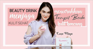 Harga Glumory Drink Terapi Jus Untuk Kecantikan Rahasia Cantik Para Artis