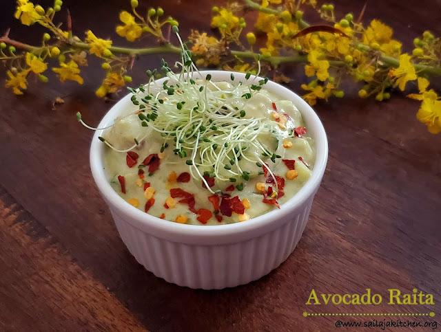 images of https://www.sailajakitchen.org/2020/04/avocado-raita-indian-guacamole-recipe.html