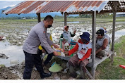 Sebar Foto DPO Teroris Poso, Satgas Madago Raya Sasar 3 Kecamatan Di Parimo