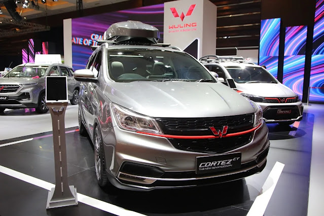 wuling cortez modifikasi