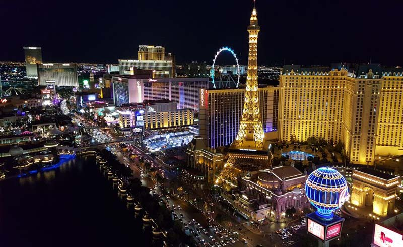 United States, Paris Las Vegas
