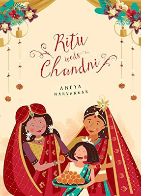 Learn about story elements, geography, & Hindu vocabulary words with Ritu Weds Chandni by Ameya Narvankar.  An LGBT story in which love conquers all.