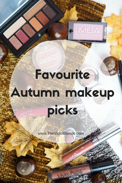 Favourite Autumn makeup picks