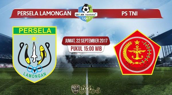 Prediksi Bola : Persela Lamongan Vs PS TNI , Jumat 22 September 2017 Pukul 15.00 WIB