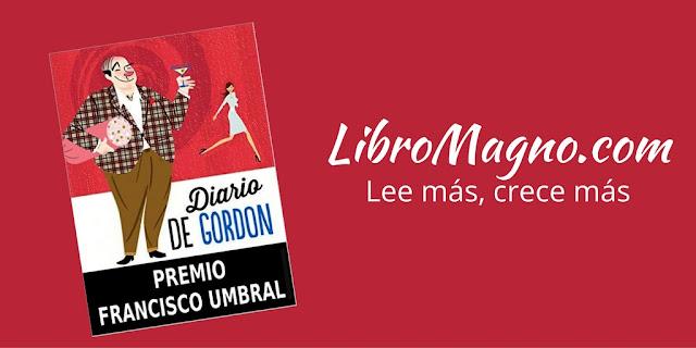 """Diario de Gordon"" de Marcos Chicot"