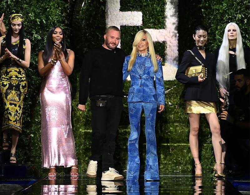 Versace x Fendi, confirma la nueva moda de las colaboraciones entre firmas